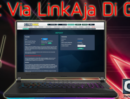 Deposit Via LinkAja Di GitarTogel